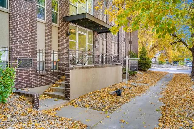 2020 E 14th Avenue #3, Denver, CO 80206 (MLS #9186457) :: Kittle Real Estate