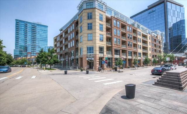 1610 Little Raven Street #509, Denver, CO 80202 (#9186600) :: Wisdom Real Estate