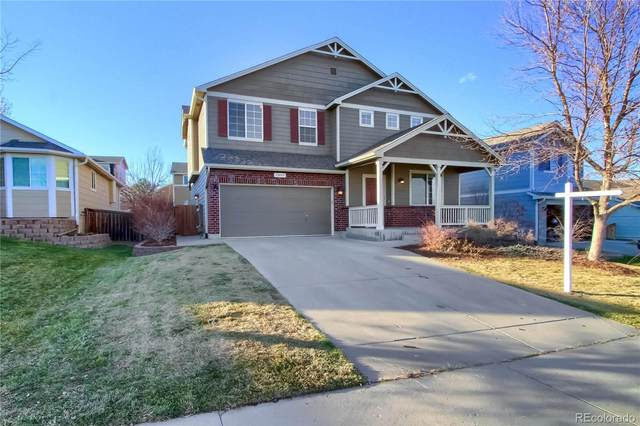 12665 Buckhorn Creek Street, Parker, CO 80134 (#9186624) :: Chateaux Realty Group