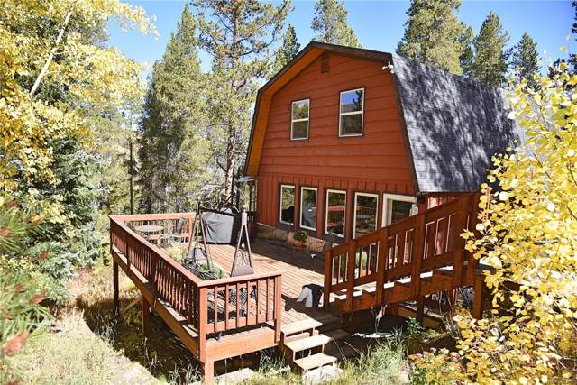 384 Blue Ridge Road, Breckenridge, CO 80424 (MLS #9186649) :: 8z Real Estate