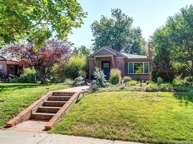 1224 Glencoe Street, Denver, CO 80220 (#9186798) :: The Harling Team @ Homesmart Realty Group