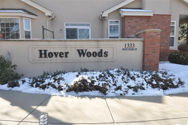 1333 Charles Drive #17, Longmont, CO 80503 (#9187434) :: My Home Team