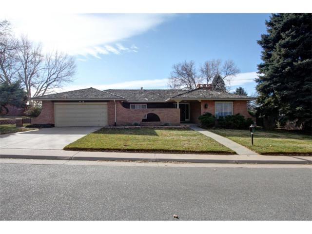 1694 E Lake Drive, Centennial, CO 80121 (#9187563) :: The Sold By Simmons Team