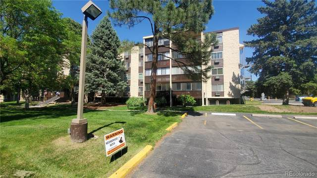 6960 E Girard Avenue #306, Denver, CO 80224 (MLS #9187573) :: Find Colorado