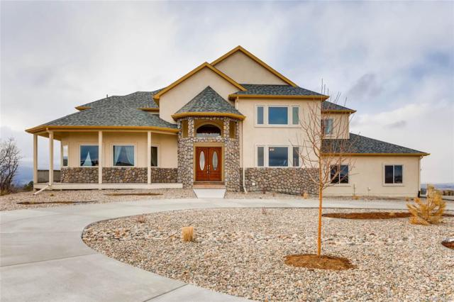 2778 Castle Butte Drive, Castle Rock, CO 80109 (MLS #9187668) :: 8z Real Estate