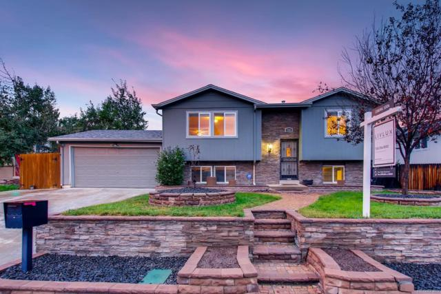 7461 S Upham Street, Littleton, CO 80128 (#9187772) :: The City and Mountains Group