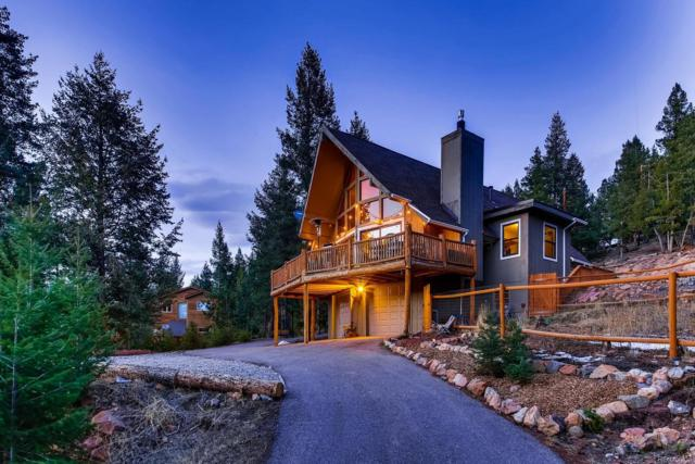 9208 William Cody Drive, Evergreen, CO 80439 (#9187813) :: Bring Home Denver with Keller Williams Downtown Realty LLC