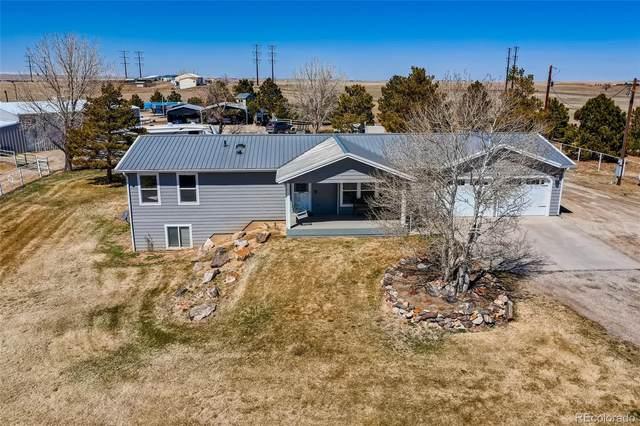 5335 S County Road 137, Bennett, CO 80102 (MLS #9189290) :: Kittle Real Estate