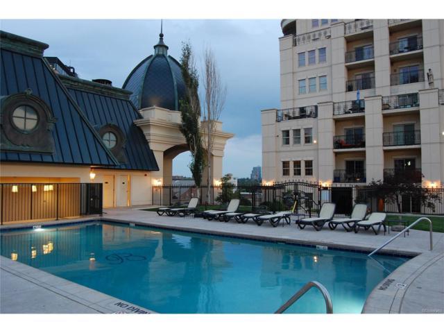 925 N Lincoln Street 10H-S, Denver, CO 80203 (MLS #9189562) :: 8z Real Estate