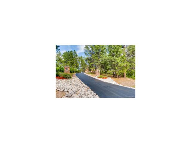 551 Nob Hill Trail, Franktown, CO 80116 (MLS #9189719) :: 8z Real Estate