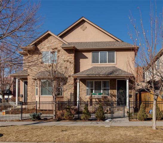 7 Garfield Street, Denver, CO 80206 (#9189739) :: RE/MAX Professionals