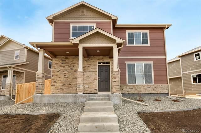 6841 Longpark Drive, Parker, CO 80138 (MLS #9189969) :: 8z Real Estate