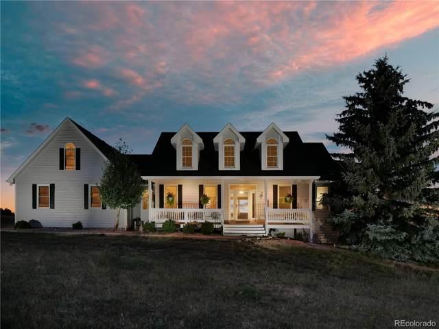 1493 Deerpath Road, Franktown, CO 80116 (#9190001) :: Own-Sweethome Team