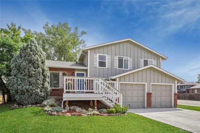 4490 S Garrison Street, Denver, CO 80123 (MLS #9190212) :: Find Colorado