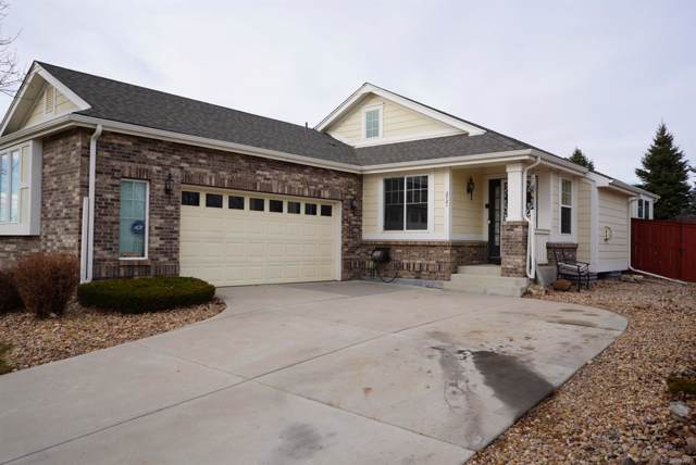 2721 S Ireland Way, Aurora, CO 80013 (#9191243) :: The Griffith Home Team