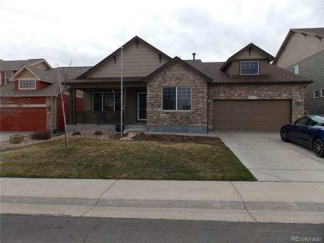 21438 E Mansfield Place, Aurora, CO 80013 (#9191499) :: Venterra Real Estate LLC