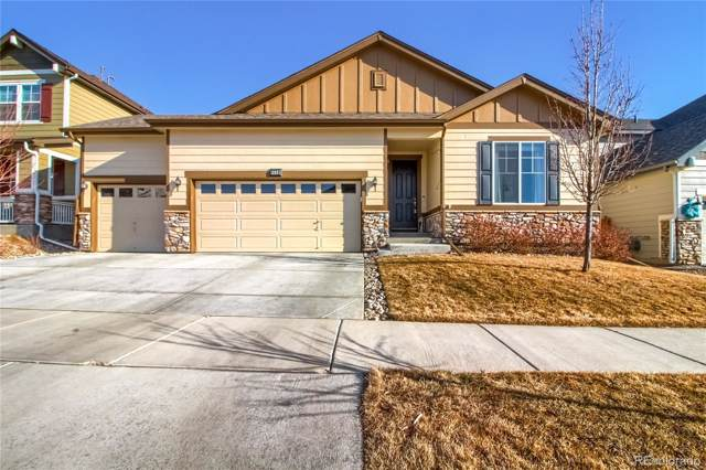 6524 Empire Avenue, Frederick, CO 80516 (#9192341) :: The DeGrood Team