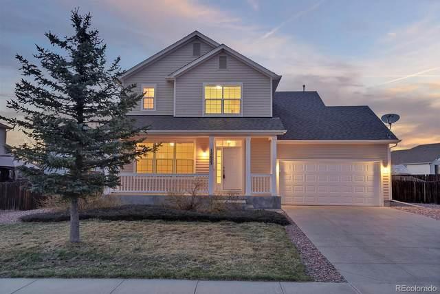 12623 Pine Valley Circle, Peyton, CO 80831 (MLS #9192769) :: 8z Real Estate