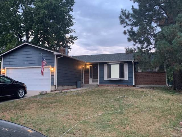 4003 W 15th Street, Greeley, CO 80634 (#9192815) :: The DeGrood Team