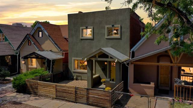 433 Fox Street, Denver, CO 80204 (#9192869) :: The Heyl Group at Keller Williams