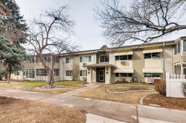 665 S Clinton Street 6A, Denver, CO 80247 (#9193332) :: The Healey Group