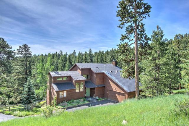 52 Wilderness Point Trail, Evergreen, CO 80439 (#9193443) :: Wisdom Real Estate