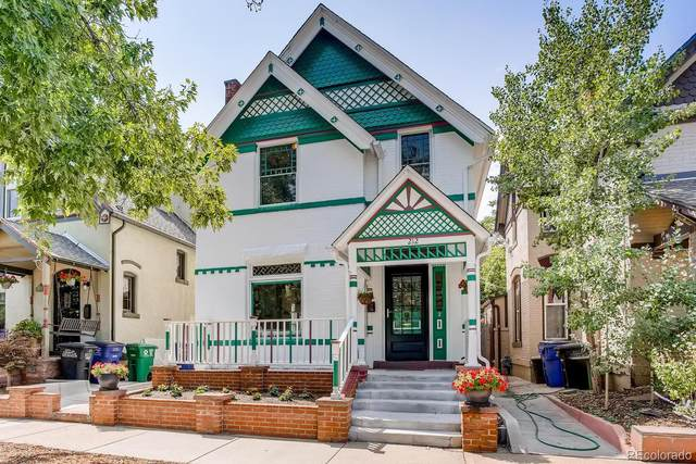 212 W Irvington Place, Denver, CO 80223 (MLS #9193648) :: 8z Real Estate