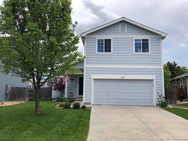 16414 E Phillips Drive, Englewood, CO 80112 (MLS #9194503) :: 8z Real Estate
