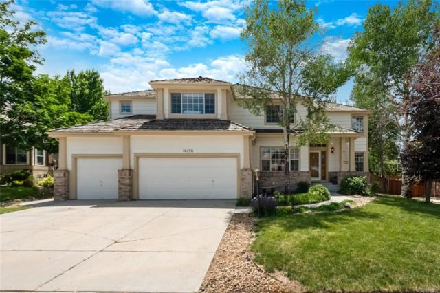 16138 Whitestone Drive, Parker, CO 80134 (#9195315) :: Mile High Luxury Real Estate