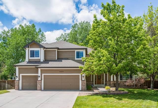 10355 Kettering Lane, Parker, CO 80134 (MLS #9195423) :: 8z Real Estate