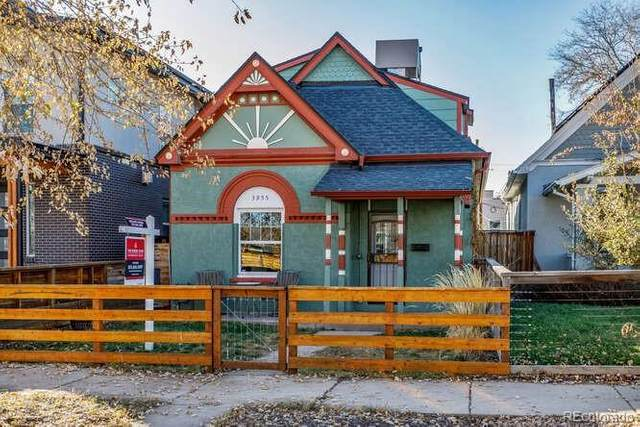 3955 Quivas Street, Denver, CO 80211 (MLS #9195696) :: The Sam Biller Home Team