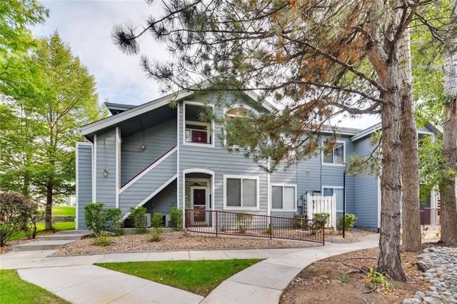 8500 E Jefferson Avenue 5D, Denver, CO 80237 (#9195915) :: The HomeSmiths Team - Keller Williams