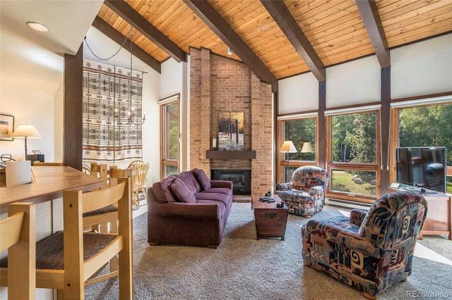 2700 Village Drive #308, Steamboat Springs, CO 80487 (#9196185) :: The HomeSmiths Team - Keller Williams