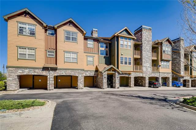 8489 Canyon Rim Circle #307, Englewood, CO 80112 (MLS #9196189) :: Clare Day with Keller Williams Advantage Realty LLC