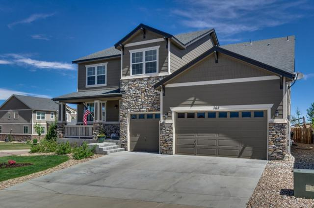 765 Haystack Road, Castle Rock, CO 80104 (#9196657) :: The Heyl Group at Keller Williams