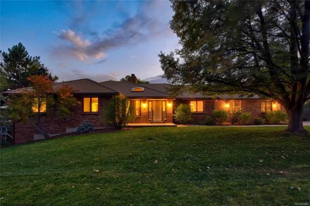 6664 S Prescott Way, Littleton, CO 80120 (#9196710) :: Mile High Luxury Real Estate