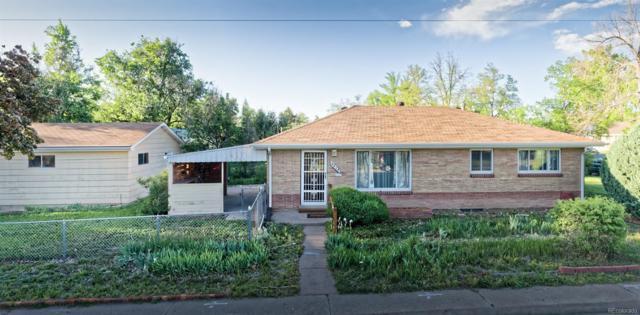 9875 E 22nd Avenue, Aurora, CO 80010 (#9197269) :: Wisdom Real Estate