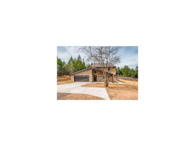 7773 Sprucewood Drive, Sedalia, CO 80135 (MLS #9197341) :: 8z Real Estate