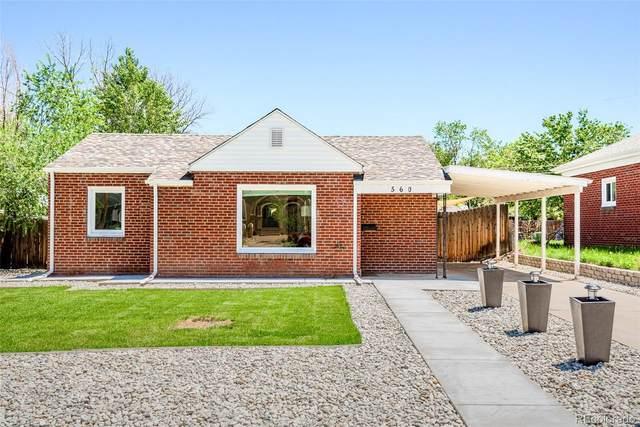 560 S Dale Court, Denver, CO 80219 (#9197344) :: Bring Home Denver with Keller Williams Downtown Realty LLC