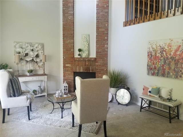 7591 S Cove Circle, Centennial, CO 80122 (#9197758) :: Kimberly Austin Properties