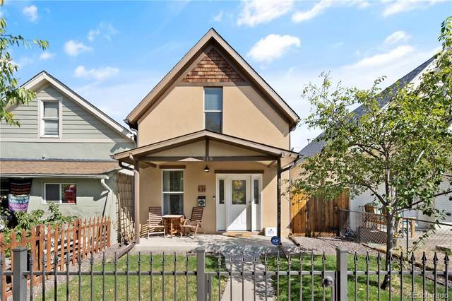 218 Galapago Street, Denver, CO 80223 (#9198119) :: James Crocker Team