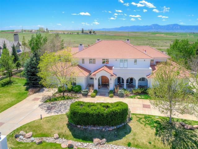 6331 Snowberry Lane, Niwot, CO 80503 (MLS #9198194) :: 8z Real Estate