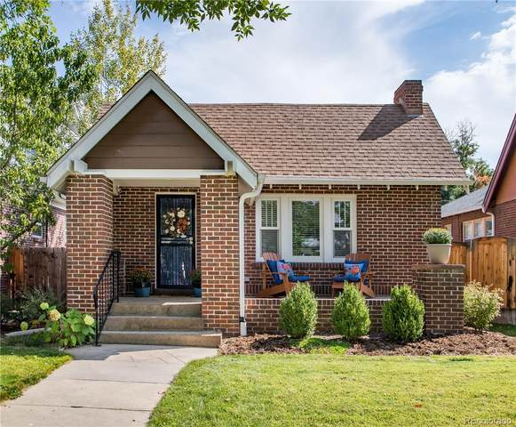 782 S Clarkson Street, Denver, CO 80209 (#9198420) :: The Brokerage Group