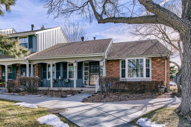 9030 E Cherry Creek South Drive F, Denver, CO 80231 (MLS #9198499) :: Kittle Real Estate