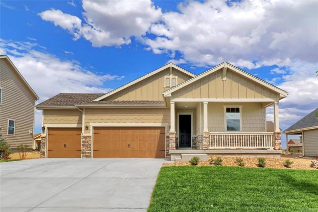 42063 Firestone Circle, Elizabeth, CO 80107 (MLS #9198959) :: The Biller Ringenberg Group