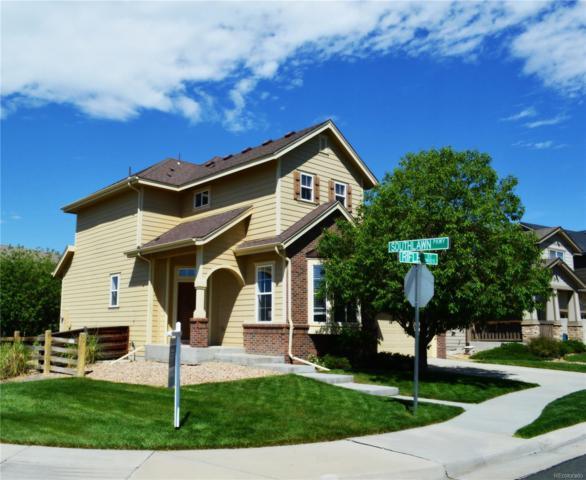 10121 Rifle Street, Commerce City, CO 80022 (#9199138) :: The Peak Properties Group