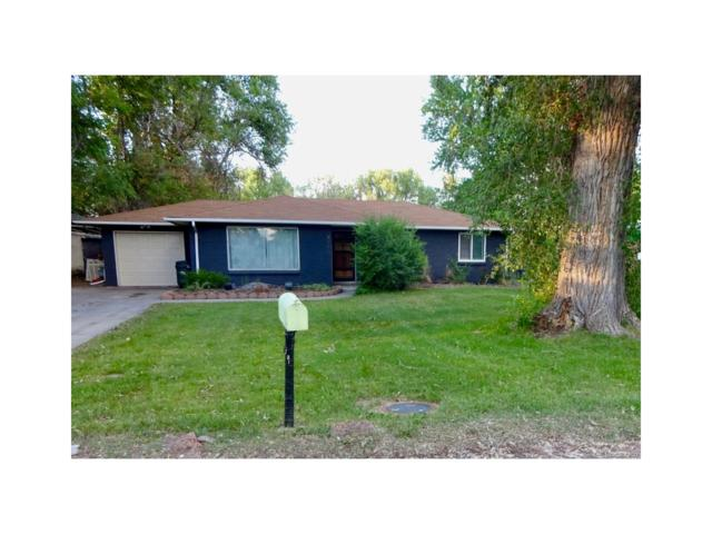 9040 W 32nd Avenue, Wheat Ridge, CO 80033 (#9199152) :: Aspen Real Estate