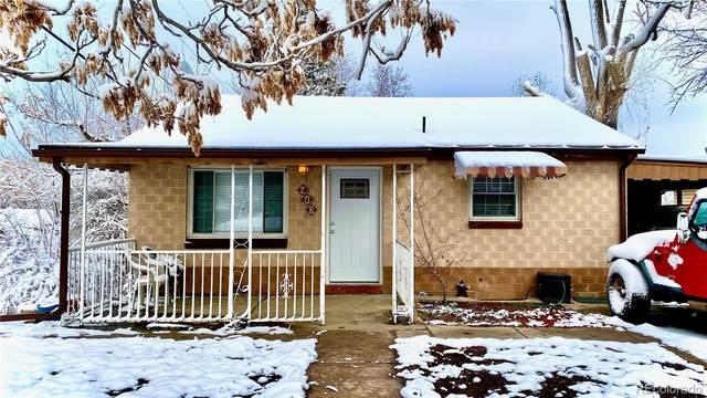 208 S Zenobia Street, Denver, CO 80219 (MLS #9199184) :: 8z Real Estate