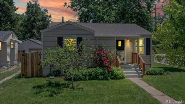 3098 S Cherokee Street, Englewood, CO 80110 (#9199186) :: The Griffith Home Team
