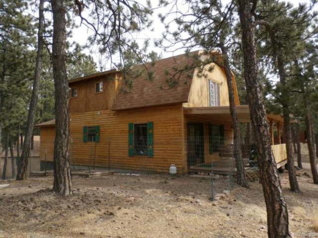 92 Humbolt Lane, Westcliffe, CO 81252 (#9199279) :: The Peak Properties Group